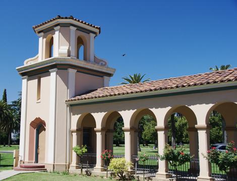Belmont Memorial Park Fresno Fresno County California